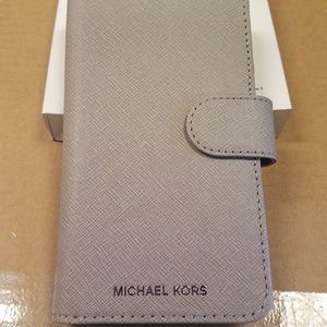 NWT: Michael Kors phone case for iphone X